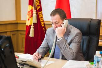 Alexander Turchin held an online reception of citizens
