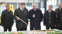 Belarus president wants new bleached sulfate pulp plant to aim for deep conversion